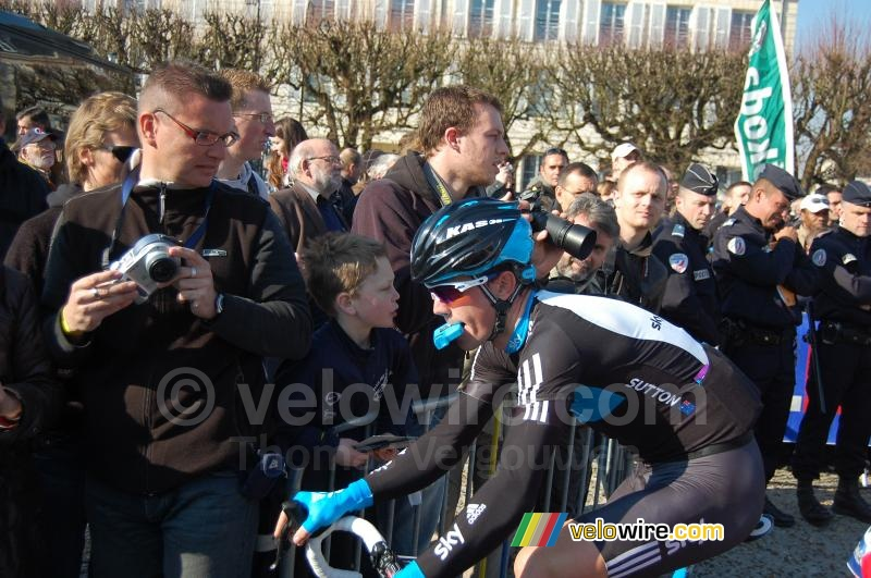 Chris Sutton (Team Sky)