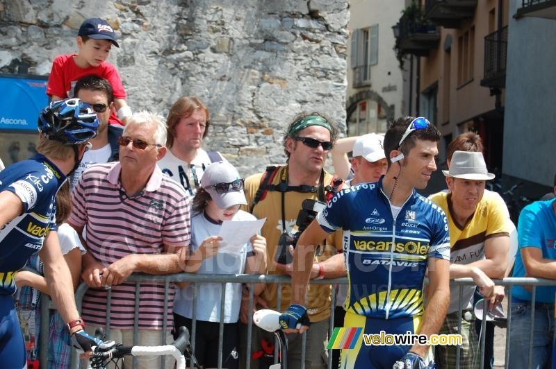 Marco Marcato (Vacansoleil Pro Cycling Team)