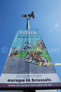 The Tour de France back in Brussels?