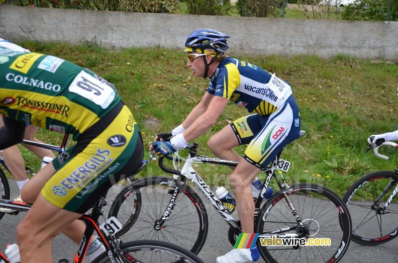 Lieuwe Westra (Vacansoleil-DCM Pro Cycling Team)
